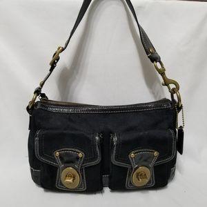 Coach Vintage Legacy Vachetta  Shoulder Bag